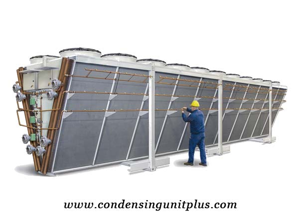 FNV Series ACC Air Cooled Condenser