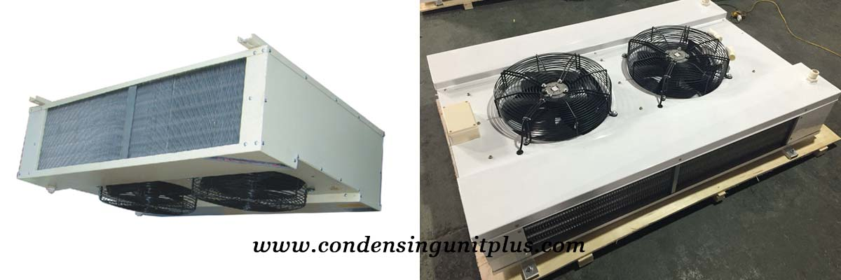 High Performance Dual Discharge Cold Room Evaporator