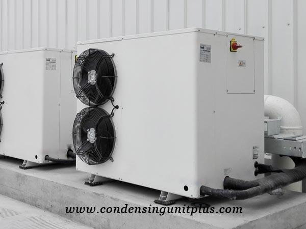 Horizontal Outdoor Condensing Unit Application