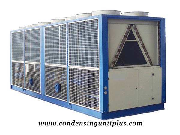 Hot Sale Vertical Air Cooled Condensing Unit
