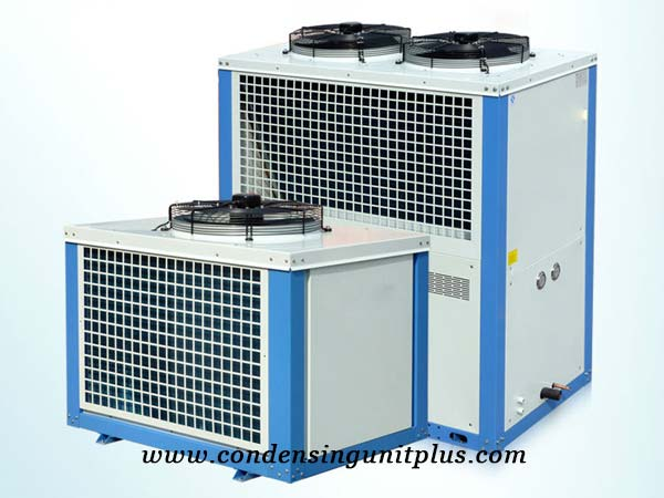 Hot Sale Vertical Air Cooled Condensing Uni
