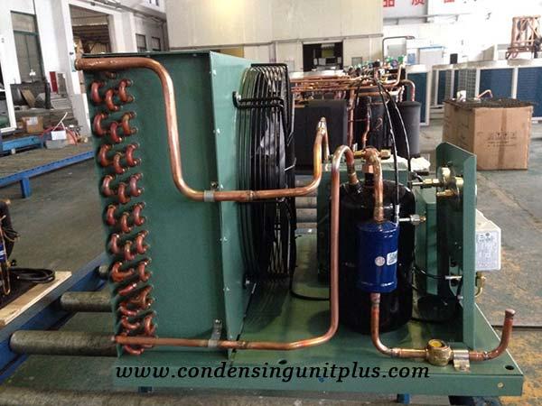 Indoor Condensing Unit Fabrication