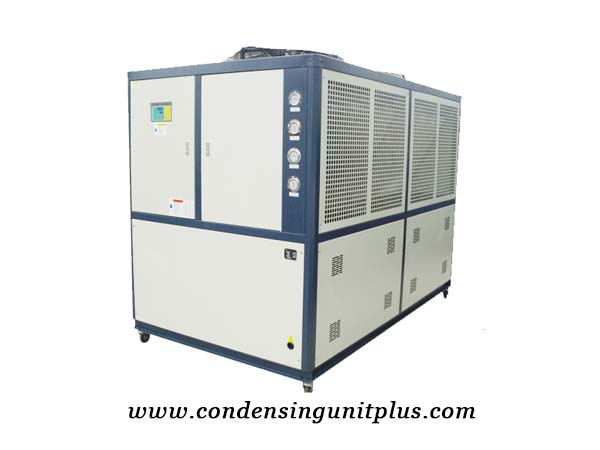 Vertical Outdoor Air Cooled Condensing Unit