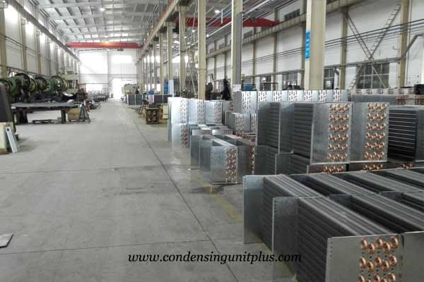 air cooled condenser factory for cold room