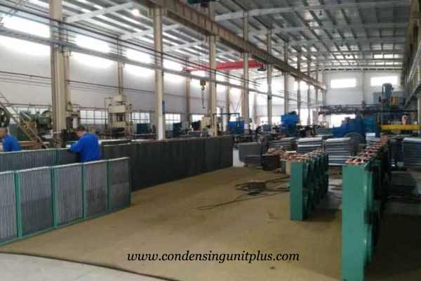 condensing unit in onlykem factory