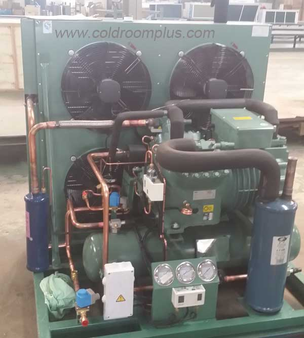 Condensing unit for Corn Refrigeration Cold Room