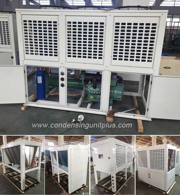 V type condenser condensing unit 1