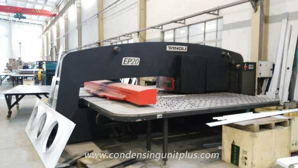 CNC production machine