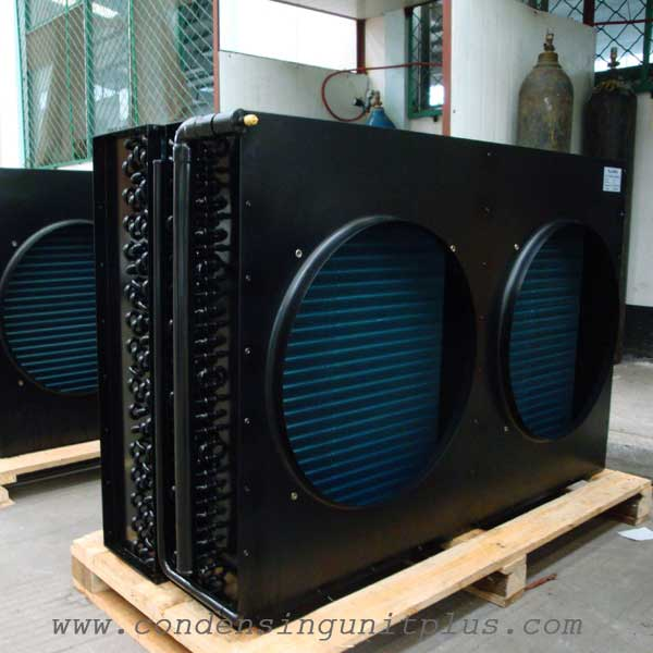 FNH TYPE refrigeration air cooled condenser
