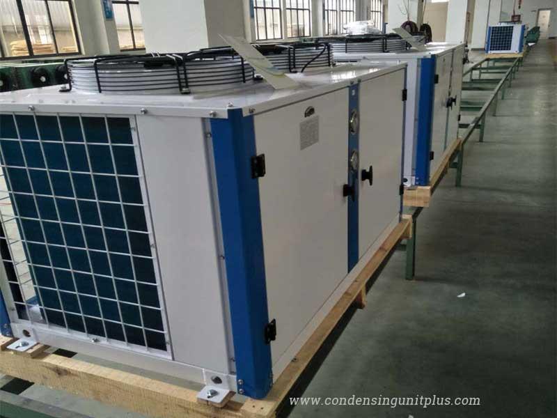 refrigeration unit for cooler room